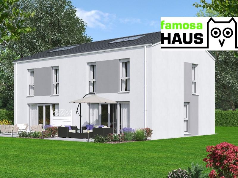 Großzügiges Ziegelmassivhaus mit Vollunterkellerung und Grundstück samt 2 Parkplätzen. Provisionsfrei!