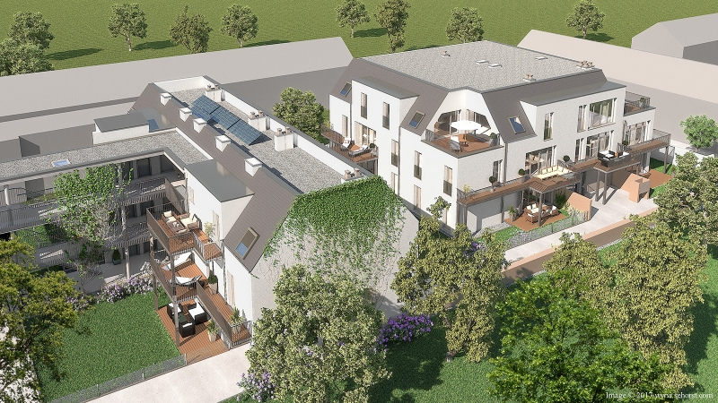 Zwei-Zimmer-Dachgeschoß-Wohnung im Zentrum Brunns
