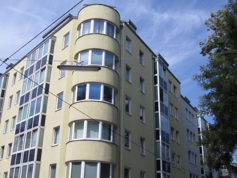 SCHUBERTPARK! SCHULGASSE - TESCHNERGASSE! 51 m2 Neubau,  2 Zimmer, Kochnische, Wannenbad; 3. Liftstock, sonnige Aussicht!