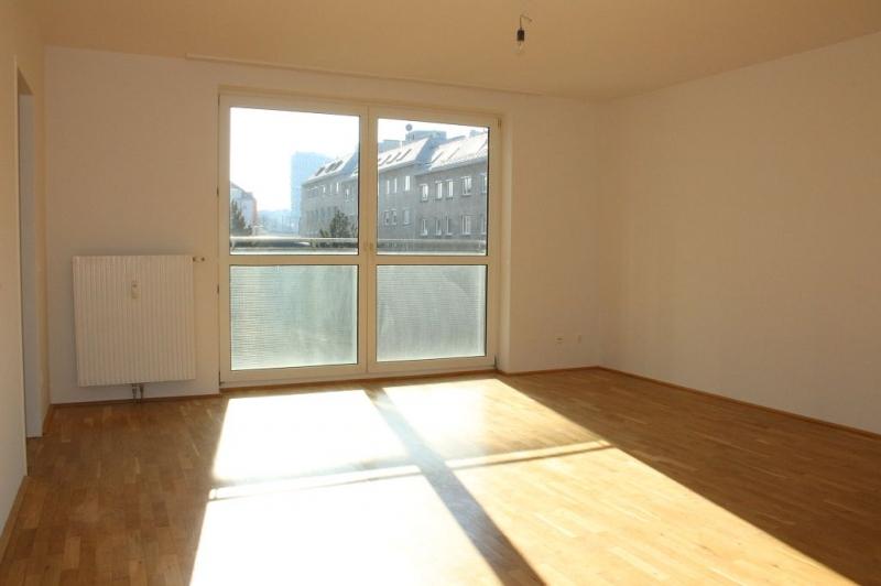 EMBELGASSE! ERSTBEZUG! sonnige 76 m2 Neubau, Wohnzimmer mit Kochnische, 2 Schlafzimmer, Wannenbad, Parketten, Ruhelage, 5. Liftstock