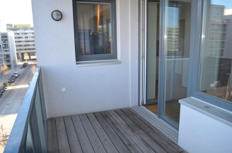 gbild -- LEYSTRASSE; topgepflegte 61 m2 Neubau mit 6 m2 Balkon, 2 Zimmer, Komplettküche; Wannenbad, Parketten; Garagenplatz möglich /  / 1020Wien / Bild 7
