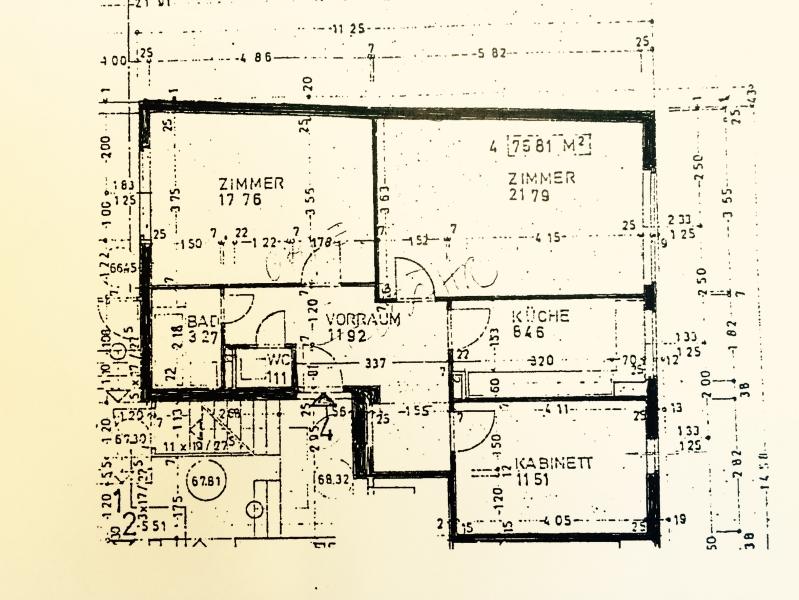 gbild -- Helle 3-Zimmer Wohnung Gersthof /  / 1180Wien / Bild 3