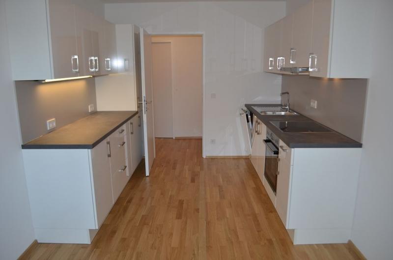 KORNHÄUSELGASSE! SONNIGE 51 m2 NEUBAU, Einzelwohnraum mit Kochnische, Komplettküche, Wannenbad, Abstellnische