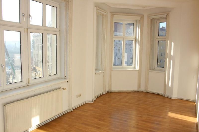REINPRECHTSDORFER STRASSE; UNBEFRISTETE 68 m2 ALTBAU, 2 Zimmer, WG-geeignet, Wohnküche, Duschbad, Parketten,