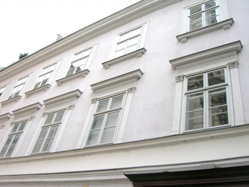 DG mit Terrasse im Biedermeierhaus