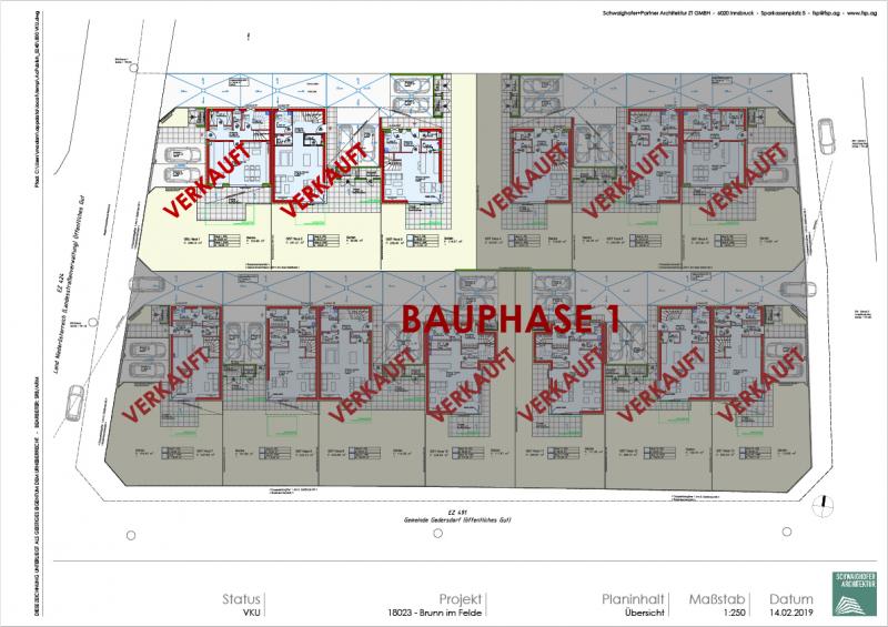 13 Brunnen im Felde - Direkt vom Bauträger - Rohbau fertig! - Haus 4 /  / 3494Brunn im Felde / Bild 5