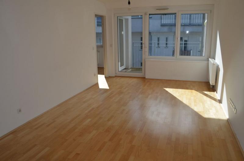 gbild -- FUZO FAVORITENSTRASSE!  SONNIGE 59 m2 NEUBAU MIT 5 m2 TERRASSE,2 Zimmer, Kochnische, Wannenbad, Parketten; Ruhelage; U1-Nähe;  /  / 1100Wien / Bild 2