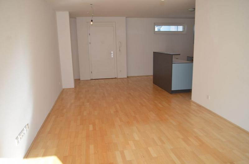gbild -- FUZO FAVORITENSTRASSE!  SONNIGE 59 m2 NEUBAU MIT 5 m2 TERRASSE,2 Zimmer, Kochnische, Wannenbad, Parketten; Ruhelage; U1-Nähe;  /  / 1100Wien / Bild 3
