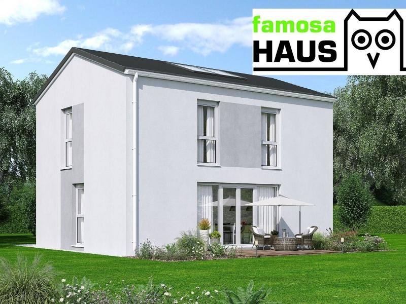 Ziegelmassives Einzelhaus, vollunterkellert mit Traumgarten (Eigengrund). Provisionsfrei!