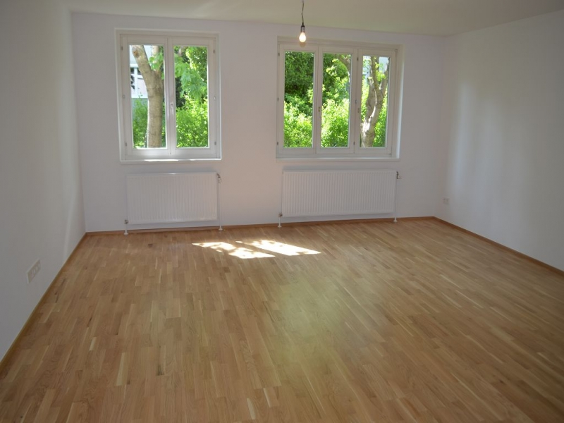 DEGENGASSE! Erstbezug! unbefristete 74 m2 Neubau, 3 Zimmer, WG-geeignet, Komplettküche, Wannenbad, Parketten;