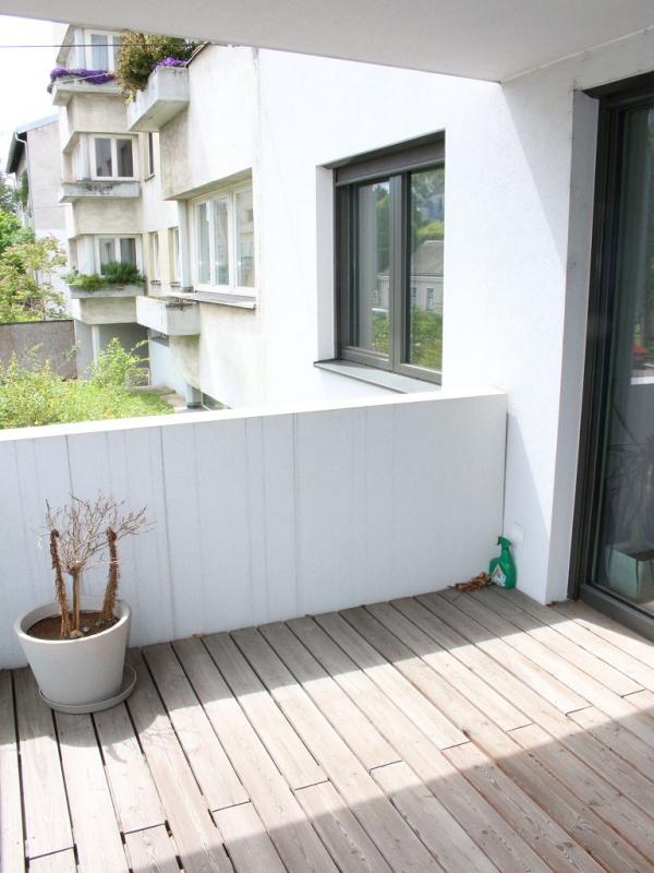 gbild -- SPEISINGER STRASSE; KUTSCHERHOF; TOPGEPFLEGTE 56 m2 NEUBAU MIT 8 m2 BALKON; 2 Zimmer, Kochnische, Wannenbad, Parketten; /  / 1130Wien / Bild 4