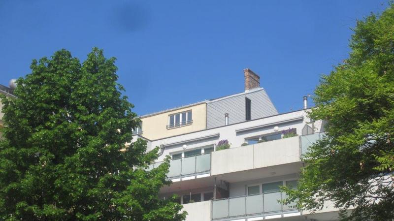 ZENTAGASSE, SONNIGE 60 m2 NEUBAU MIT 9 m2 Balkon, 2 Zimmer, Komplettküche, Wannenbad; Parketten; 5. Liftstock
