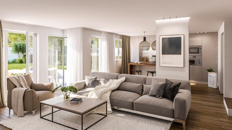 Provisionsfrei für den Käufer! Wohnungen in zentraler Lage von Mödling mit GARTEN - für Eigennutzer und Anleger geeignet
