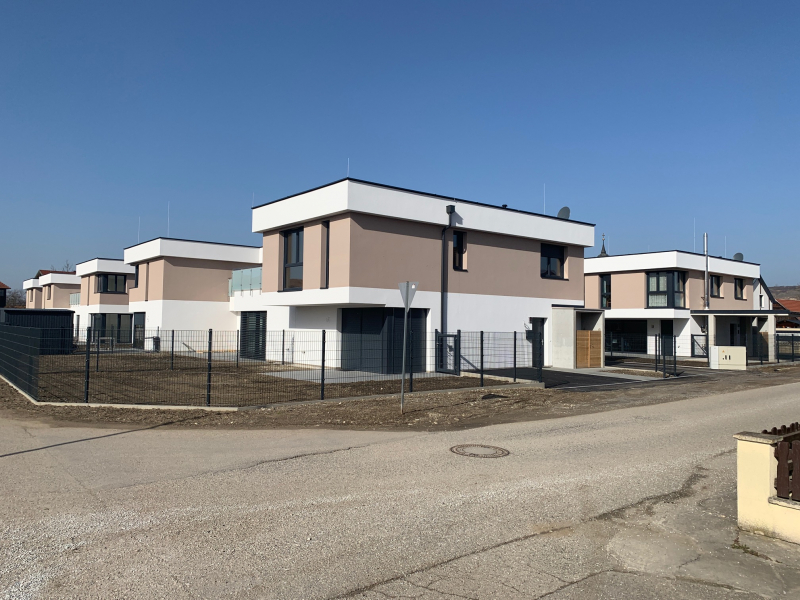 13 Brunnen im Felde - Direkt vom Bauträger - Rohbau fertig! - Haus 8 /  / 3494Brunn im Felde / Bild 0