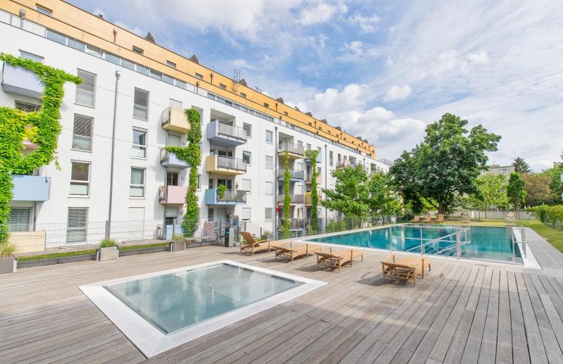 gbild -- IG City Apartments OrchideenPark -  1190 Wien ! /  / 1190Wien / Bild 5