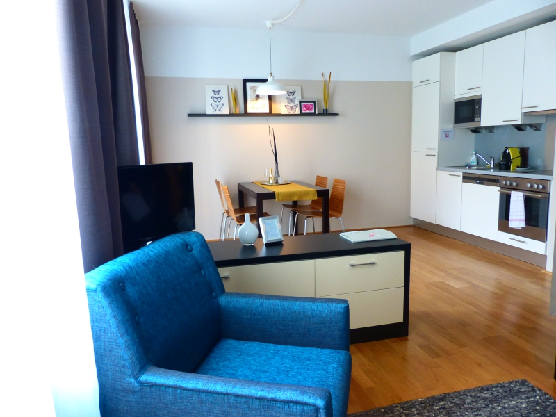 IG Serviced Apartments - Temporary living in the 19th district