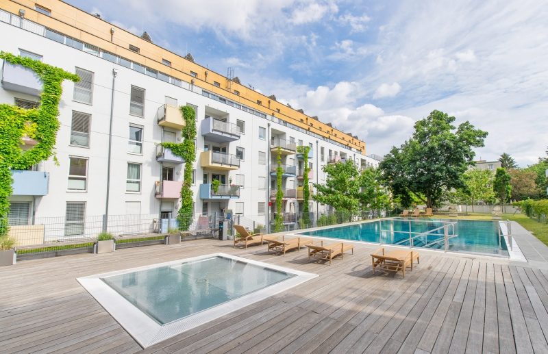 gbild -- IG City Apartments - Temporary living in the 19th district /  / 1190 Wien / Bild 9