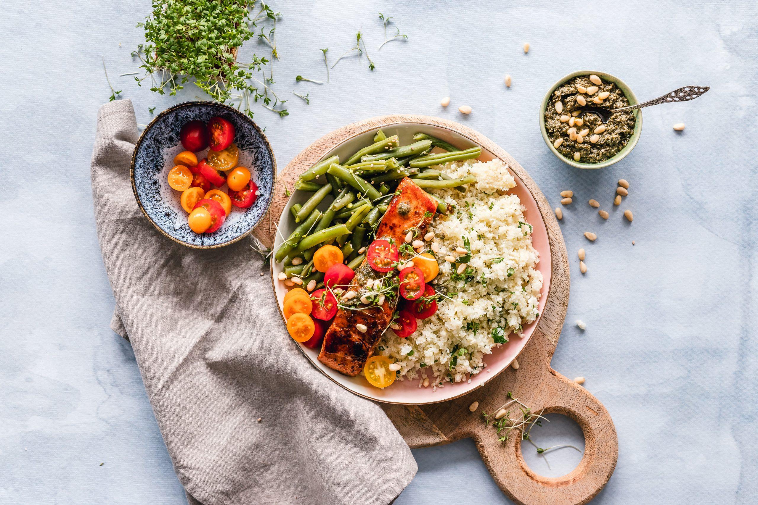 Gesunde Ernährung geht einfach